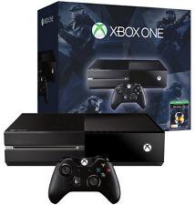 Microsoft Xbox One Halo: The Master Chief 500GB Schwarz Konsole