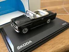 1:43 SKODA Felicia Cabrio 1963 1964 schwarz OLDTIMER von ABREX