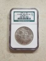 1885 O Morgan Silver Dollar NGC MS63 Bold Detail Binions Collection Famous Hoard