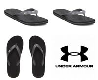 Under Armour Mens Flip Flops Atlantic Dune Summer Beach Shoes Thong Sandals