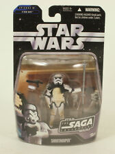Star Wars The Saga Collection Sand Trooper MOC