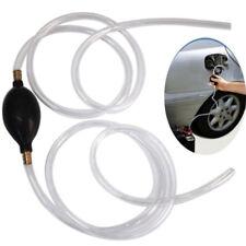 Car Fuel Gas Pump Primer Petrol Diesel Liquid Hand Pump Water Oil Transfer Po KI