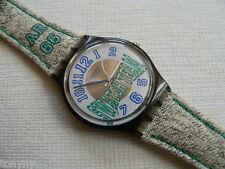 1994 Swatch watch  Standard City Run GM125