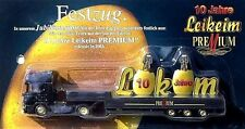 Ho 1:87 Leikeim German Beer Truck Scania Low Boy Trailer With Easter Eggs