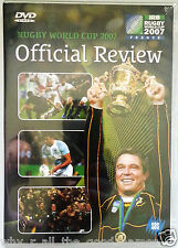 DVD - IRB RUGBY Union WORLD CUP 2007 France Official Review - 120 mins. Region 4