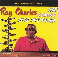Charles, Ray : Genius Hits the Road CD