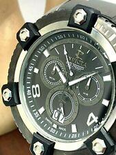 Invicta Mens Watch 0338 Reserve Arsenal Swiss Quartz Chronograph Stainless Steel