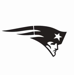 New England Patriots NFL Football Vinyl Die Cut Car Decal Sticker  FREE SHIPPING