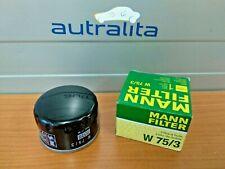 Oil Filter for RENAULT,DACIA,NISSAN,PIAGGIO,MITSUBISHI,ALPINE MANN-FILTER W75/3