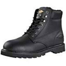 Diamondback 655SS-10.5 Men's Steel Toe Work Boot - Size 10.5,black