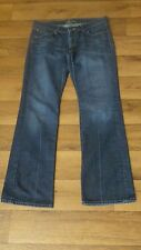 '08 Old Navy The Diva Wmn's 2 Short Lowest Rise Whisker 5 Pkt Stretch Boot Jeans