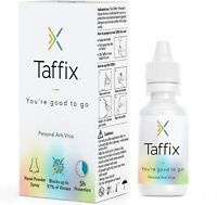 Taffix NEW Nasal spray powder block Virus protection for 5 hours