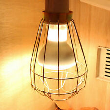 Bulb Cage For Pet Breeding Ceramic Emitter Heater Reptile Brooder Lamp Bulb