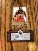 2012 Pamnini Limited #159 Bradley Beal ROOKIE ! Clear Card Perfect Condotion !