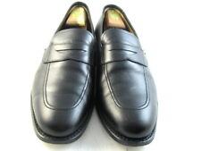 """Allen Edmonds """"LAKE FOREST"""" Loafers 11.5 D  Black   (788)"""