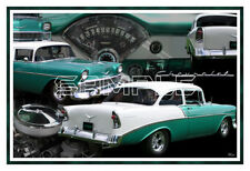 1956 Chevy Poster Print