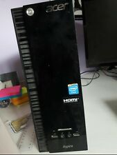 Acer XC-703 (1TB, Intel Celeron, 2GHz, 8GB) PC Desktop Excellent Condition