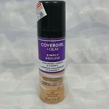 CoverGirl +Olay Simply Ageless Liquid 3 in 1 Foundation 227 Golden Beige