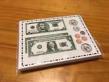 Dollars & Cents - Cards for Learning Center Math Money Teaching supplies