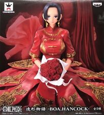 Banpresto One Piece Zoukei Monogatari Boa Hancock Figure Chinese Wedding Dress