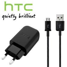 Original HTC Adaptateur Chargeur rapide Charger + Micro-USB pour HTC One A9s