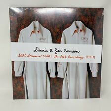 Donnie And Joe Emerson - Still Dreamin Wild The Lost Album Vinyl Record LP