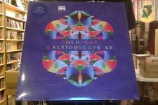 "Coldplay Kaleidoscope 12"" EP sealed coloured vinyl + poster + download card"