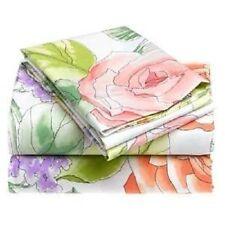 Tommy Hilfiger FLORABUNDANCE Contemporary Floral 2P Twin Sheet Set
