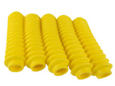 Yellow Shock Boots 5 PACK UNIVERSAL FITMENT FOR Jeep, Truck, SUV's FREE SHIP