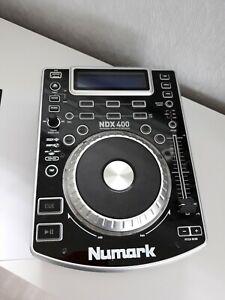 Numark NDX400 Professional Tabletop CD/MP3 Player