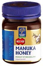 Aktiver Manuka-Honig MGO 400+ 250g, Manukahonig zertifiziert .