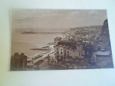 Vintage RP Postcard ~ Hastings From The Castle ~ Photo by Judges Franked 1924