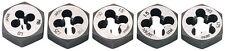 Genuine DRAPER Metric Hexagon Die Nut Set (5 Piece) | 79198