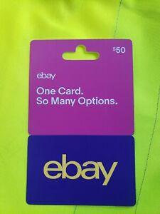 Ebai $50 Gift Card