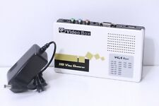 LinkStyle Video Box VGA/ Component To HDMI Converter Works Perfect