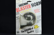FREEWAY BLASTER CAR HORN ORIGINAL EQUIPMENT REPLACEMENT MADE IN USA (NOS)