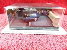 JAMES  BOND  007  'view to kill'  RENAULT 11 TAXI  FILM  SCENE  SEALED  UNOPENED