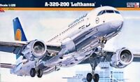 AIRBUS A-320-200 (LUFTHANSA & QUANTAS MARKINGS) #F08 1/125 MISTERCRAFT