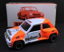 JAPAN TOMY TOMICA RENAULT TURBO 5 TYPE 1/58 RACING DIECAST TOY CAR