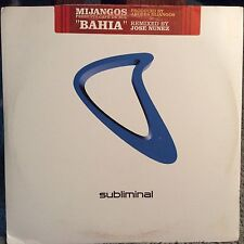 "Mijangos* Presents Café De Sol ‎– Bahia SEALED Subliminal SUB68 2x12"" VINYL"