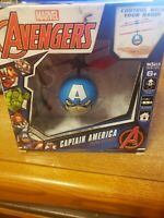 Marvel Avengers Captian America Flying UFO Ball Control With Your Hand New