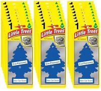 24 x Magic Tree Little Tree New Car Scent Fragrance Car Van Air Freshener Packs