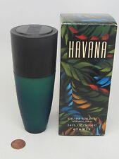 VINTAGE ORIGINAL 1st HAVANA ARAMIS EAU de TOILETTE MEN FULL 3.4oz/100mlSprayRARE