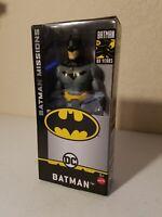 """DC BATMAN 6"""" Inch Scale Batman Missions Figure Mattel GCK97"""