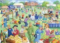 The House Of Puzzles - 500 BIG PIECE JIGSAW PUZZLE - Summer Fete Big Pieces