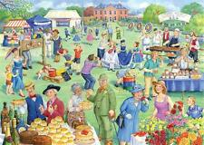 La House of Puzzles - 500 GRANDE Pezzo Puzzle-Summer Fete grandi pezzi