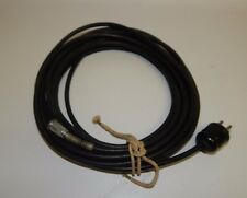 Vintage Shure Brothers Model 707A Microphone Cord 4 Prong Mic Nice!