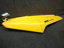 03 2003 SUZUKI DL1000 DL 1000 V-STROM REAR TAIL COWL, FAIRING, LEFT #AA96