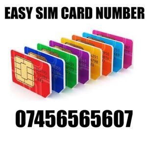 GOLD EASY VIP MEMORABLE MOBILE PHONE NUMBER DIAMOND PLATINUM SIMCARD 565656