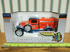 Allis-Chalmers Ford Model A Tanker Bank By SpecCast 1/25th Scale >